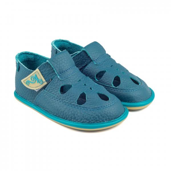 Magical Shoes - COCO (Kinder) - Barfußschuhe - Türkis