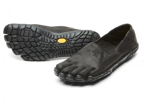 VIBRAM® - FiveFingers® - CVT HEMP LEATHER (Damen) - Zehenschuhe - Black