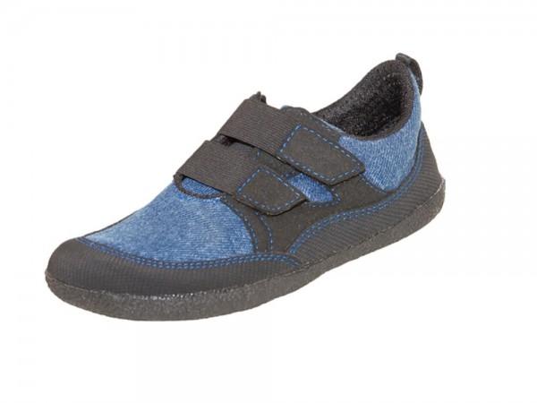 Sole Runner - Puck (Kinder) - Barfußschuhe - Blue/Black