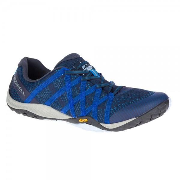 Merrell Barefoot - Trail Glove 4 Mesh (Herren) - Barfußschuhe - Sodalite