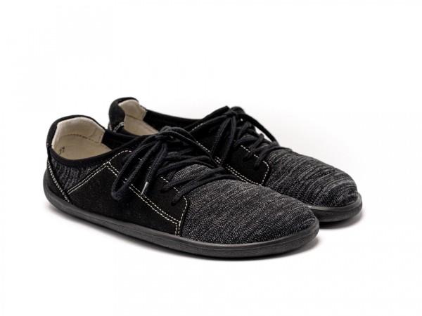 Be Lenka - Ace - Unisex - Barfuß Sneakers - Schwarz