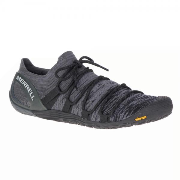 Merrell Barefoot - Vapor Glove 4 3D (Damen) - Barfußschuhe - Black
