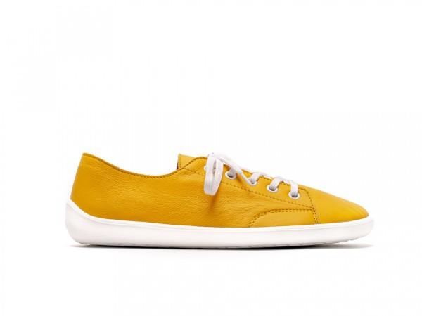 Be Lenka - Prime - Unisex - Barfuß Sneakers - Mustard