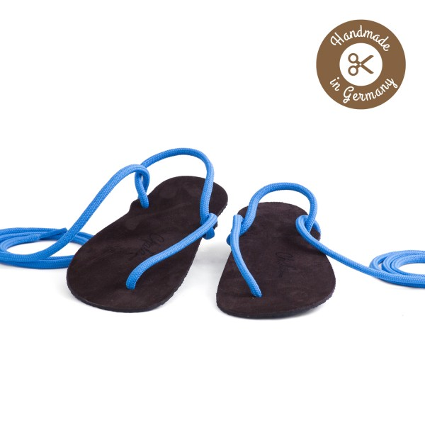 Chala - Huarache-Sandalen - Classic-Kid's (Kinder) - Schoko-Schwarz