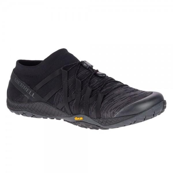 Merrell Barefoot - Trail Glove 4 Knit (Herren) - Barfußschuhe - All Black