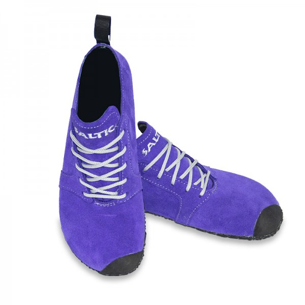 Saltic - Fura M - Barfußschuhe - Purple