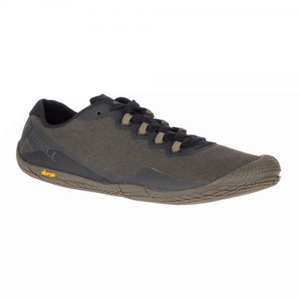 Merrell Barefoot - Vapor Glove 3 Cotton (Herren) - Barfußschuhe - Dusty/Olive