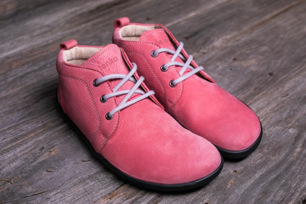 Be Lenka - Icon ganzjährig - Unisex - Barfußschuhe- Light Pink
