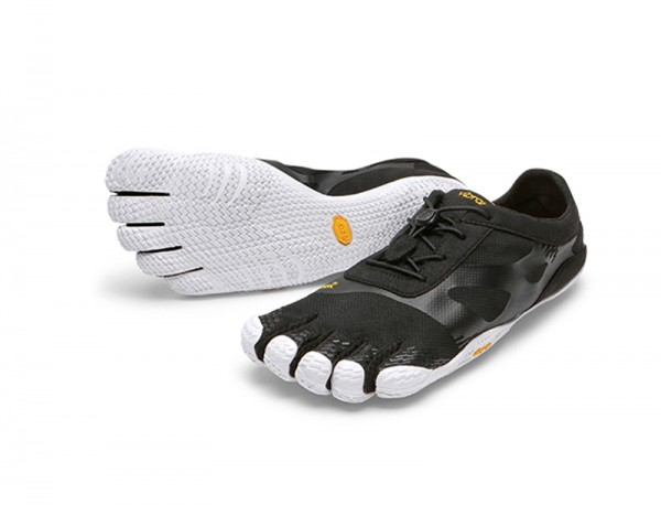 Vibram Five Fingers - KSO EVO (Damen) - Zehenschuhe - Black White