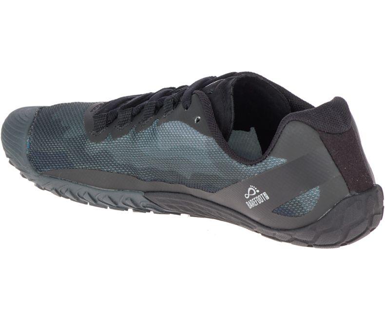 Merrell Barefoot Vapor Glove 4 (Damen) Barfußschuhe Black
