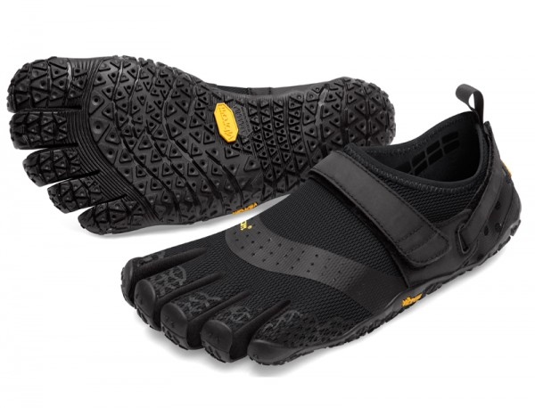 Vibram Five Fingers - V-Aqua (Damen) - Zehenschuhe - Black