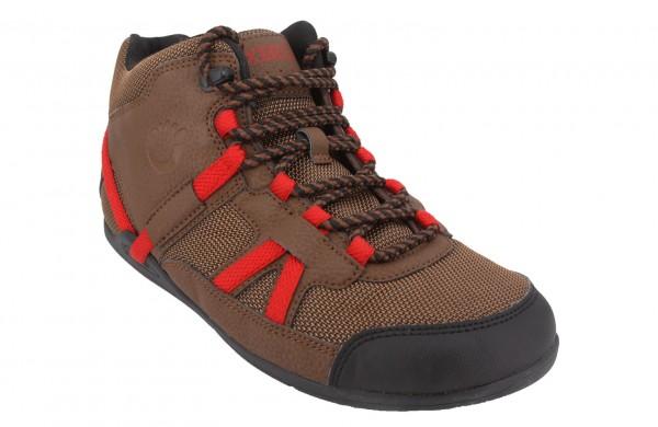 XEROSHOES - Daylite Hiker EV - Barfußschuhe (Herren) - Cinnamon Red
