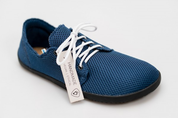 AHINSA SHOES - Bindu 2 Bare AirNet® - Blau
